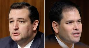 Rubio and Cruz are Very VERY Different