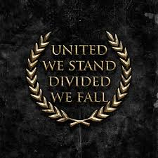 United You Stand, Divided You Fall