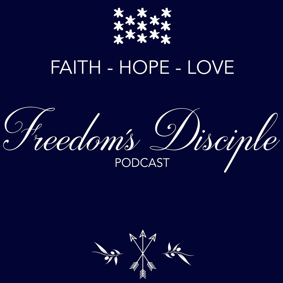 ITS OFFICIAL!!! The Freedom's Disciple Podcast is joining the Blaze Radio Network