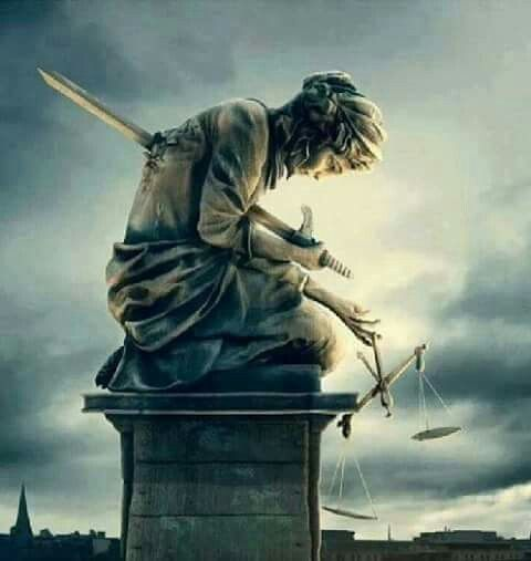 What Does Justice Look Like Tomorrow?