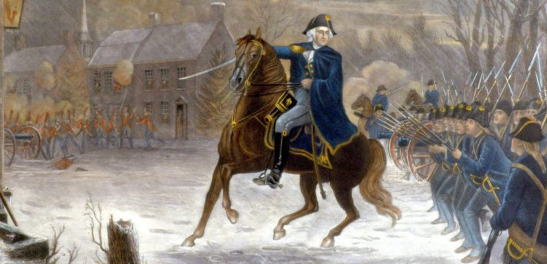 Remembering Men of Honor & A Battle That Formed America