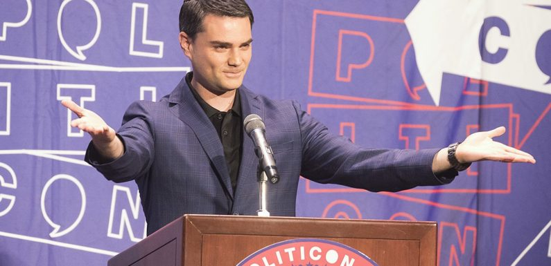 Left Revealing Themselves & Ben Shapiro Interview