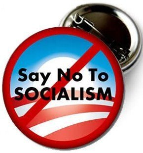 """USA Will Never Be Socialist"". GREAT!!! What Will You Be??"