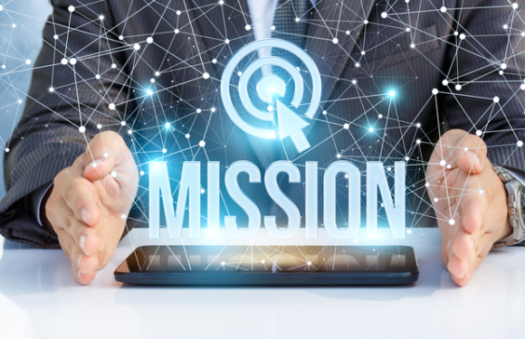 The Start of a New Mission – Join Me