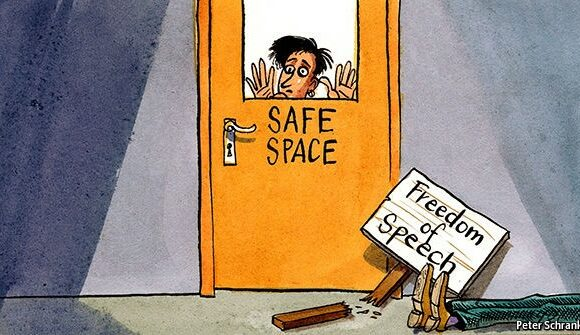 Where's MY Safe Place???